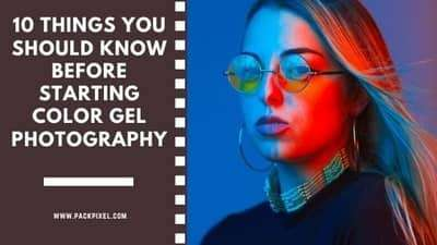 Color Gel Photography
