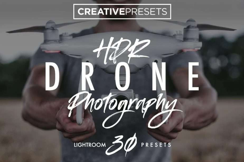 Hdr Drone Photography Lightroom Presets